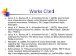 works cited46