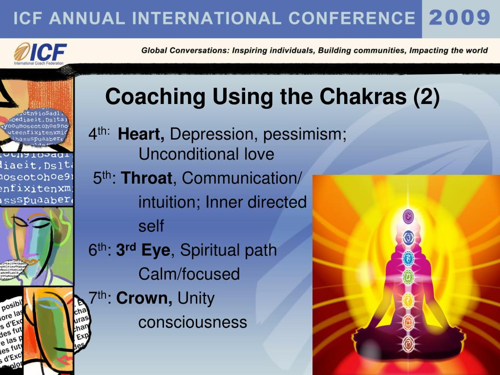 Coaching Using the Chakras (2)