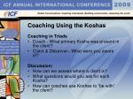 coaching using the koshas8