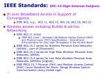 ieee standards gsc 14 high interest subjects10