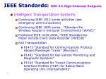 ieee standards gsc 14 high interest subjects9
