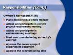 responsibilities cont39