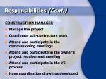 responsibilities cont40