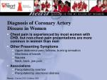 diagnosis of coronary artery disease in women3