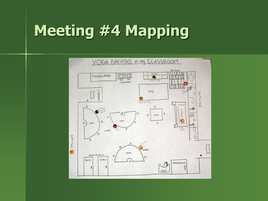 Meeting #4 Mapping