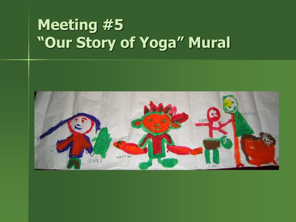 Meeting #5