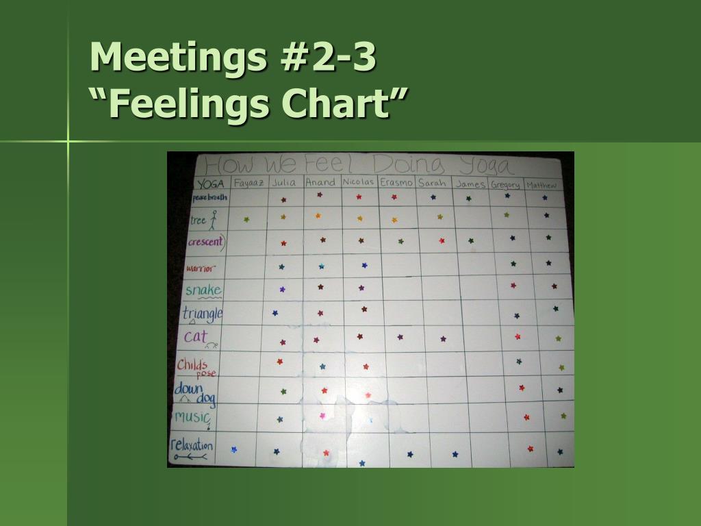 Meetings #2-3