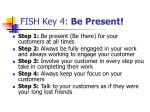 fish key 4 be present