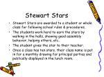 stewart stars