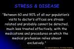 stress disease45