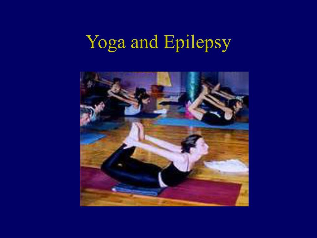 Yoga and Epilepsy