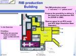 rib production building