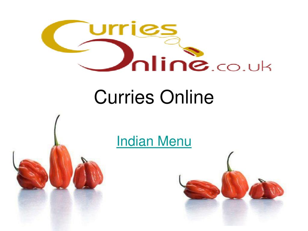 curries online l.
