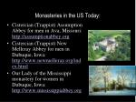 monasteries in the us today