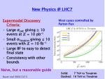 new physics @ lhc724