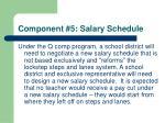 component 5 salary schedule27