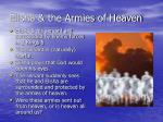 elisha the armies of heaven