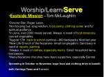 worship learn serve12