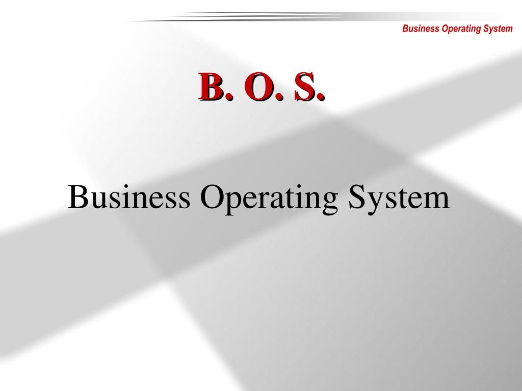 b o s l.