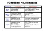 functional neuroimaging18
