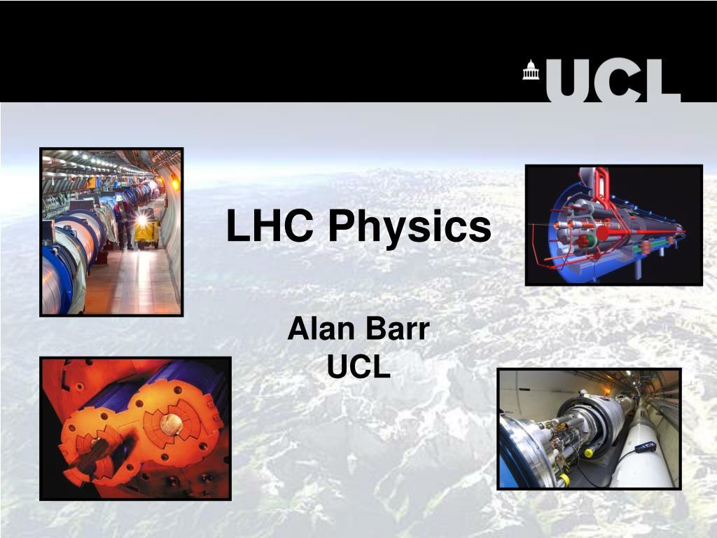 lhc physics l.