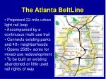 the atlanta beltline