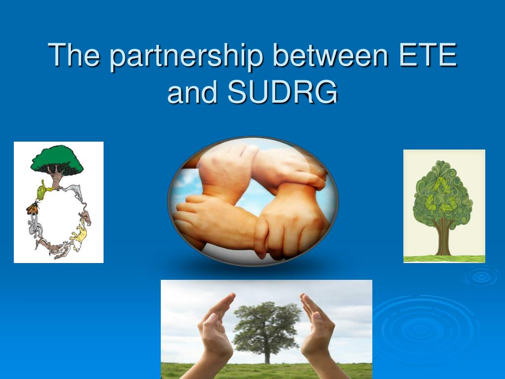 The partnership between ETE and SUDRG