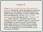 judges 6