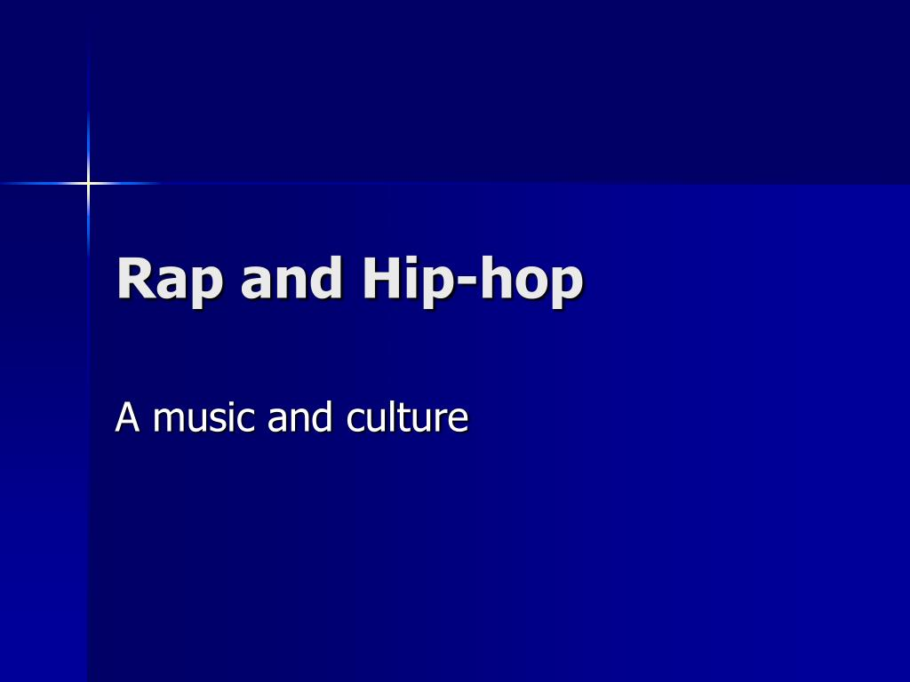 rap and hip hop l.