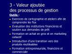 3 valeur ajout e des processus de gestion24