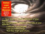 satan cast out of heaven ezekiel 28 13 17 nkjv8