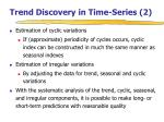 trend discovery in time series 2