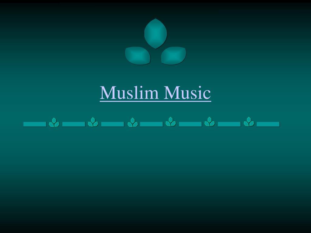 muslim music l.