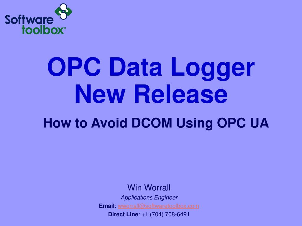opc data logger new release l.