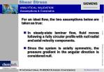 analytical validation assumptions constrains