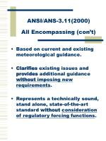ansi ans 3 11 2000 all encompassing con t