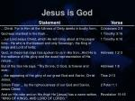 jesus is god12