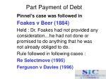part payment of debt7