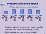 problems with local search ii54