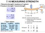7 10 measuring strength