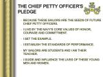 the chief petty officer s pledge36