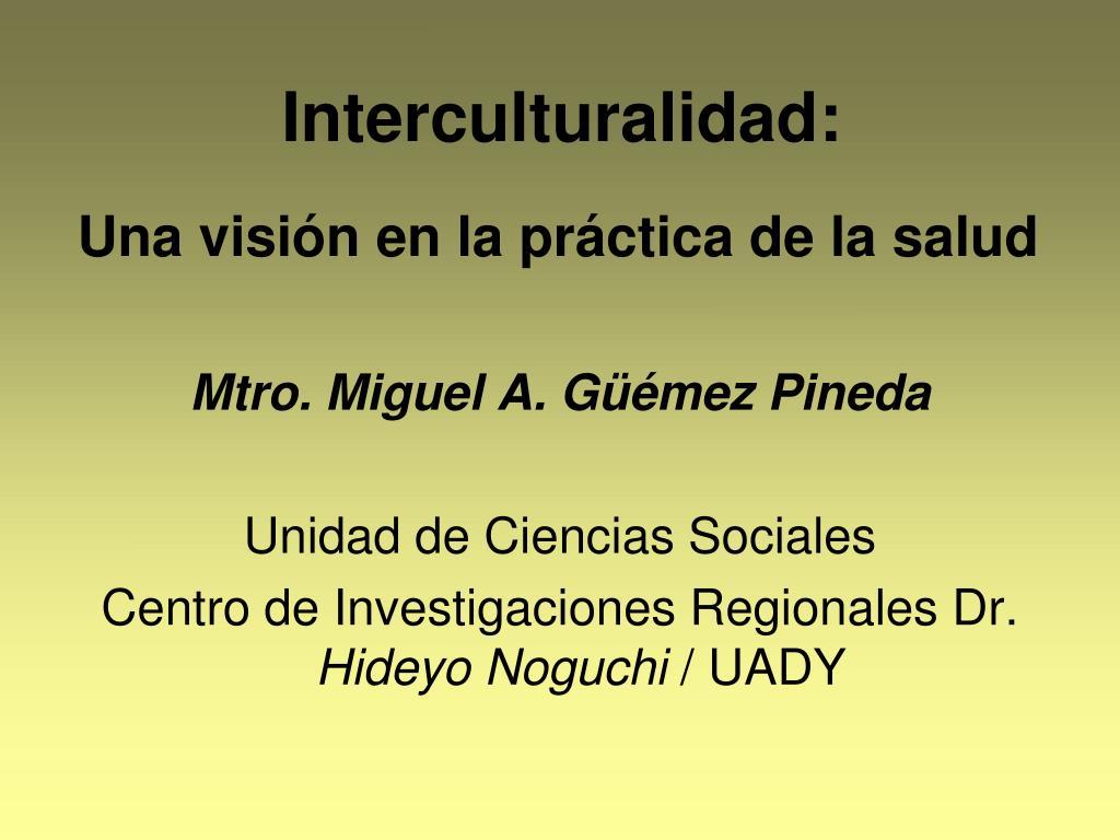 interculturalidad l.