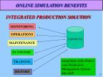 online simulation benefits