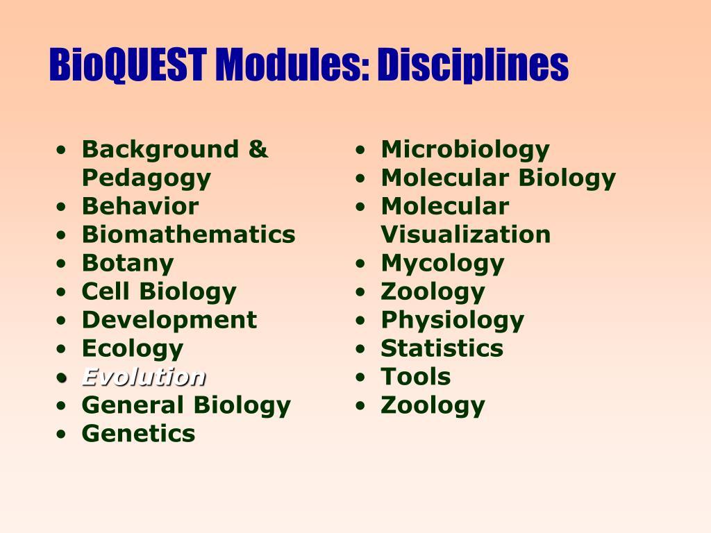 Background & Pedagogy