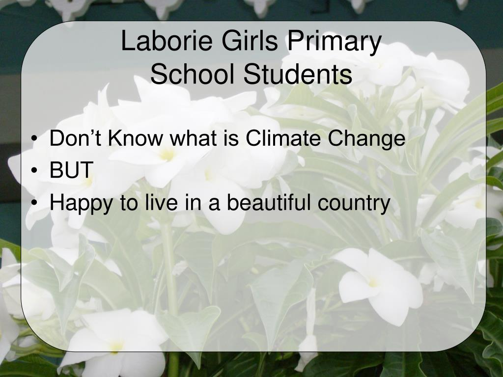 Laborie Girls Primary