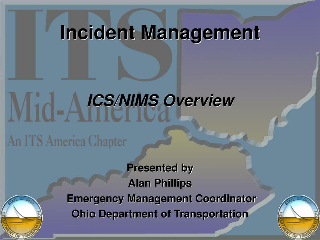 incident management ics nims overview l.