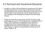 4 2 technical and vocational education