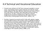 4 4 technical and vocational education