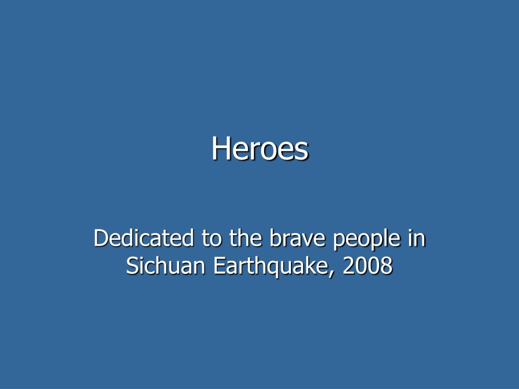 heroes l.