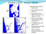 global land water mask8